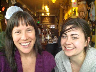 Sarah and Yetta