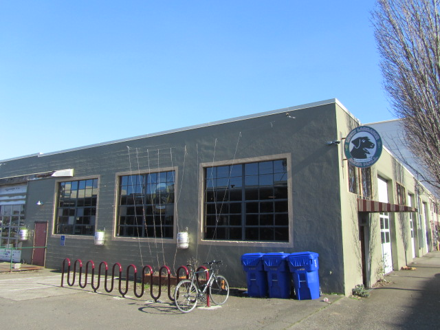 Lucky Labrador Beer Hall at NW Quimby