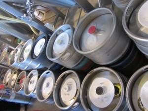 more kegs for Barleywine and Big Beer Fest