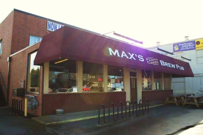 Max's Fanno Creek Brewpub