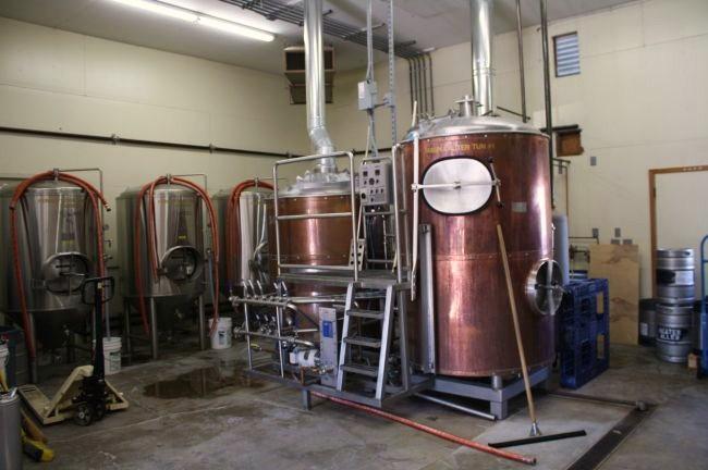 Heater Allen Brewery