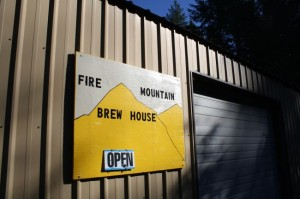 Fire Mountain Brew House in Carlton, Oregon