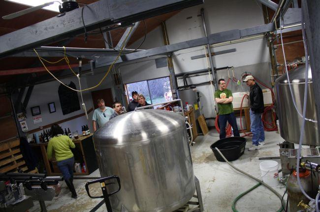 Fire Mountain Brew House, Zwickelmania 2011