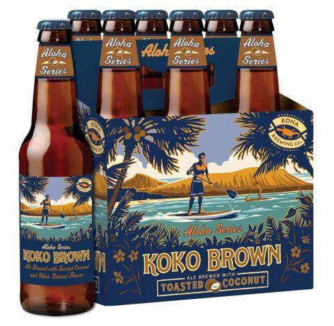 Kona Koko Brown Bottles
