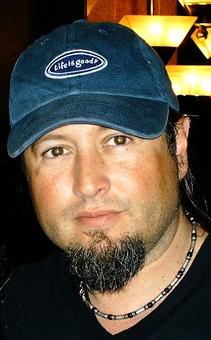 """Michael """"Whip"""" Wilton of Queensryche (photo from Wikipedia)"""
