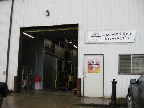 Diamond Knot production facility in Mukilteo, WA