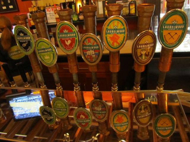 Laurelwood Beer