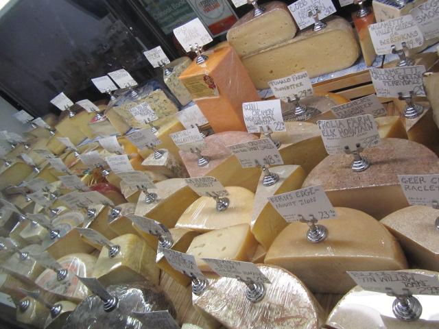 Sailing the seas of cheese at Steve's Cheese Bar