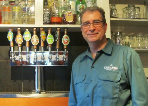 Laurelwood founder Mike De Kalb