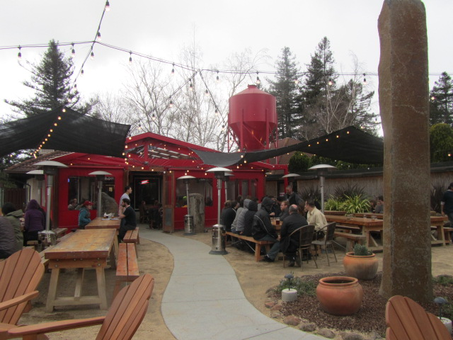 Lagunitas Beer Sanctuary