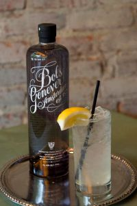 Bols Genever (photo by Maureen Ford Weddings from BeantownBride.com)