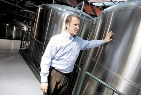 Deschutes' Gary Fish (photo from the Bend Bulletin by Andy Tullis of The Bulletin)