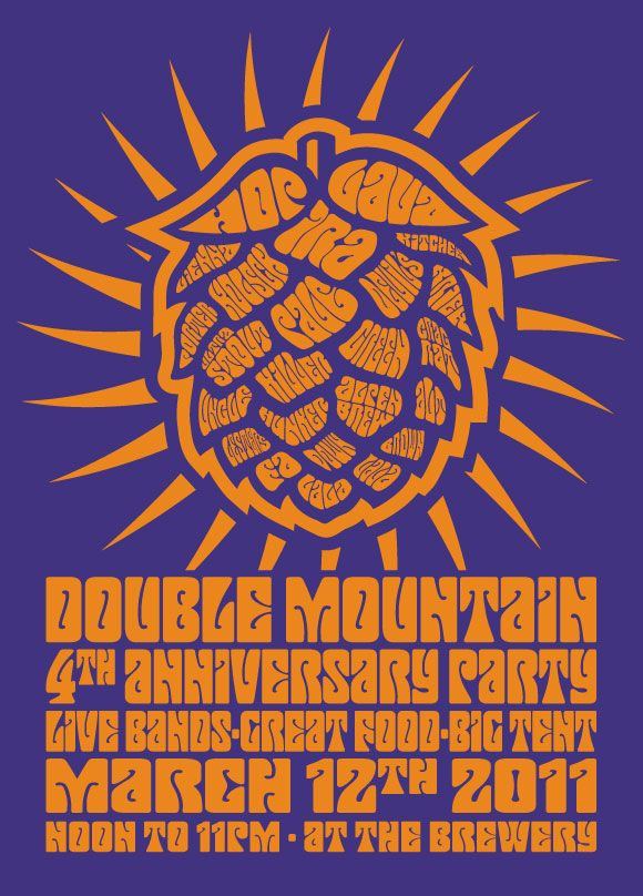Double Mountain 4th Anniversary Party