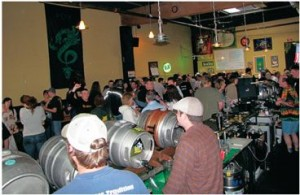 Firkin Fest at Green Dragon