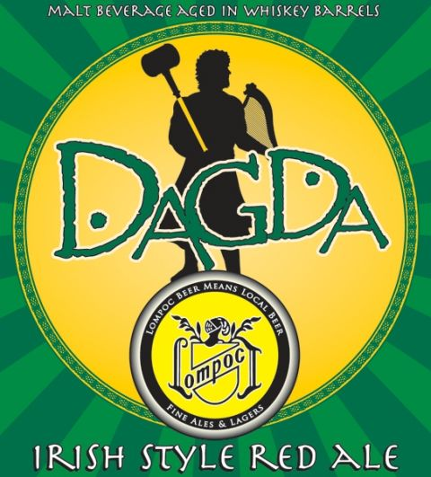 Lompoc Dagda Irish Style Red Ale