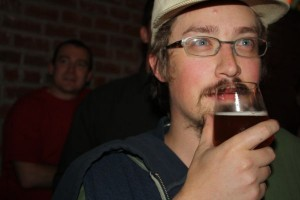 Upright brewer Gerritt Ill
