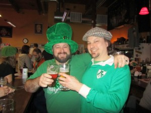 Two Kilts Brewing's Chris Dillon and The BeerMongers' Sean Campbell on St. Patty's Day