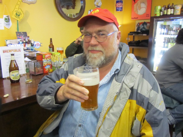 The Beer Here's John Foyston at BeerMongers