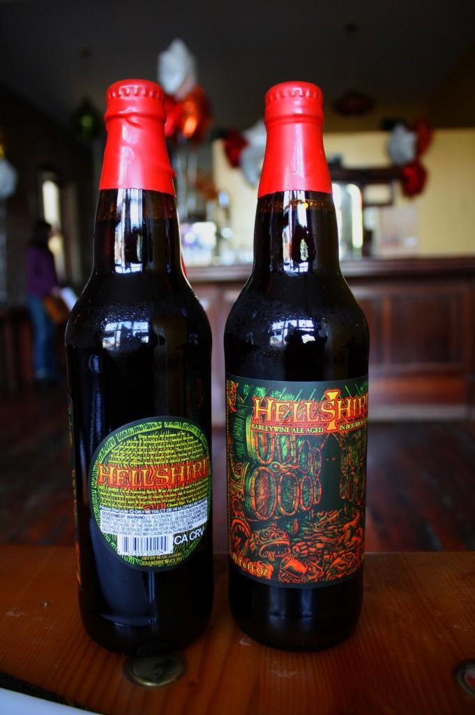 Oakshire Hellshire I: You gotta get your hands on a bottle