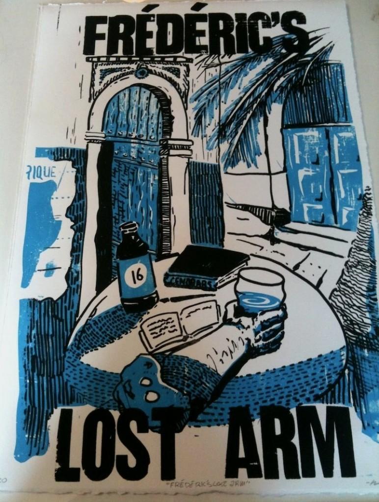 Frédéric's Lost Arm