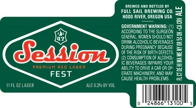 "Session ""Fest"" Red Lager"