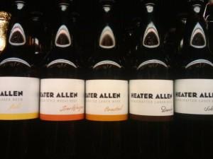 Heater Allen bottles