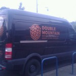 Double Mountain sprinter van