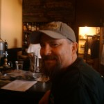Hop Valley brewer Pete Ricks at Burnside Brewing