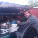 Cascade Brewing's Curtis Bain