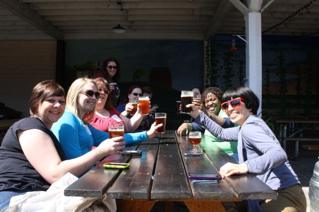 Ladies of Lagers and Ales
