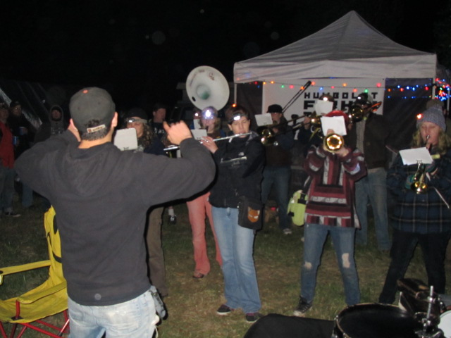 Humboldt Firkin Tappers band