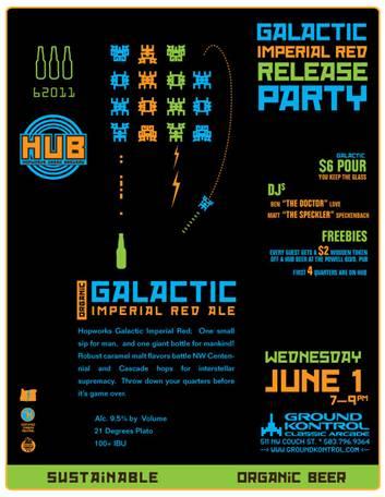 Hopworks Galactic Imperial Red Release
