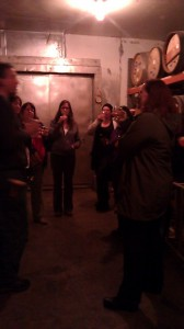 Ladies of Lagers and Ales at Cascade Barrel House