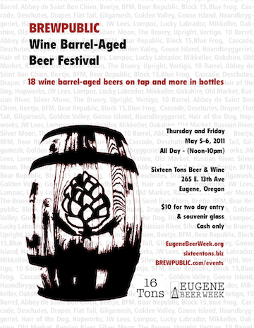 Wine Barrel-Aged Beer Fest