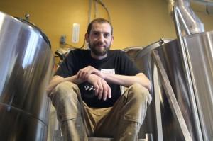 Lucky Lab brewdog Ben Flerchinger