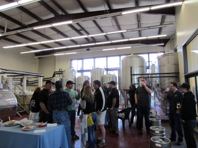 Brewers' Meet and Greet at Chuckanut Brewery
