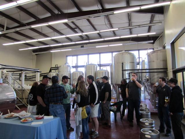 Brewers' Meet and Greet at Chuckanut Brewery