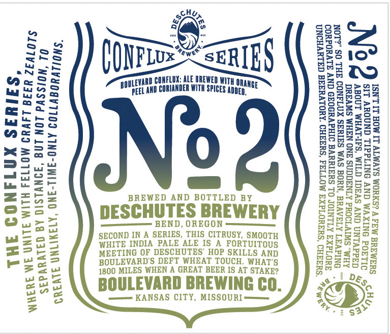 Deschutes and Boulevard Conflux #2 WIPA