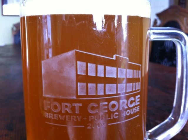 Fort George Roscoe's Wild Rice IPA