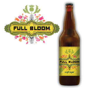 MacTarnahan's Full Bloom Craft Lager