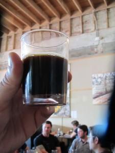 Taster of Fort George Badda Boom Stout