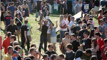 NAOBF crowd