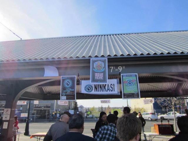 Ninkasi representin' Oregon