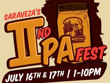 Saraveza's 2nd Annual IIPA Fest Sponsored By Brewpublic