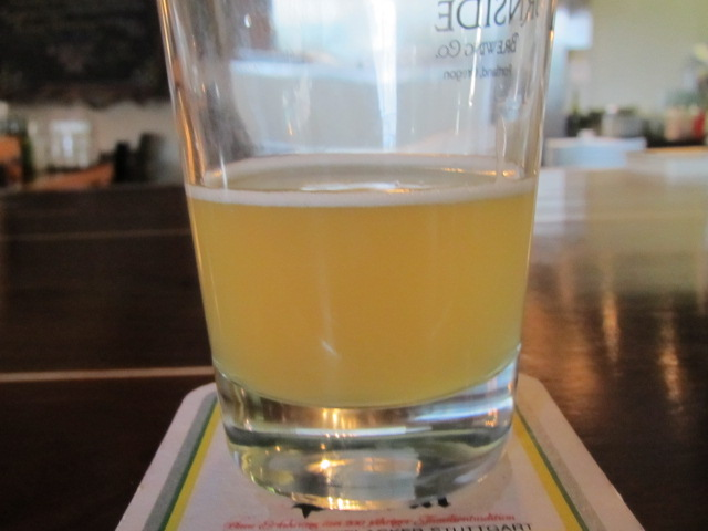 Burnside Brewing's Tradition-style Berliner-Weisse