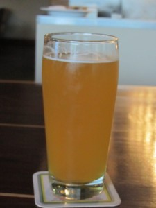 Burnside Brewing's Tradition-style Berliner-Weiss