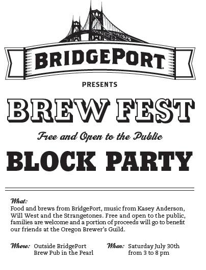 BridgePort Block Party