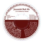 Craft Brewers Alliance Jeremiah Red