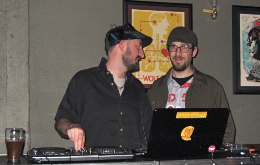 Brewpublic DJ's at Al's Den