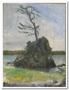 Lone Tree by John Foyston